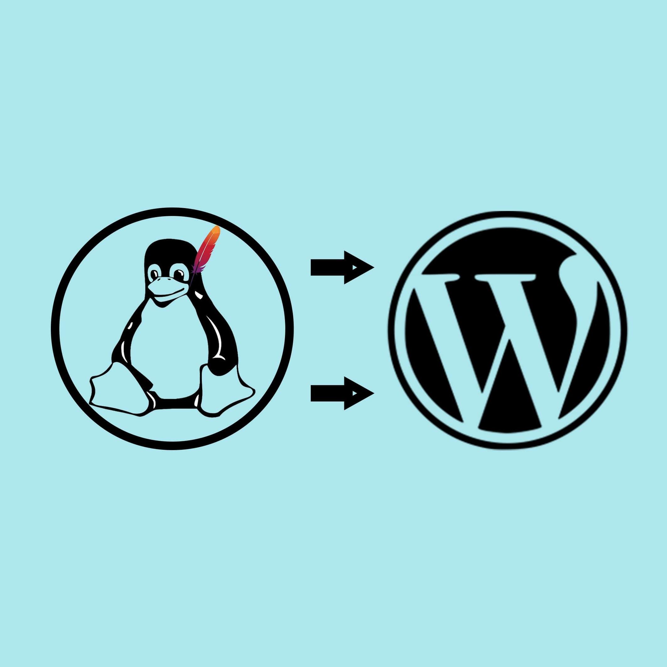 Cómo instalar WordPress en directorios diferentes Ubuntu Server - Apache - Portada