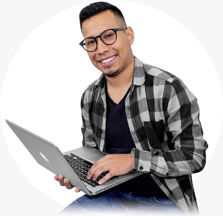 angel campos - informatico - diseñador wordpress - diseñador grafico